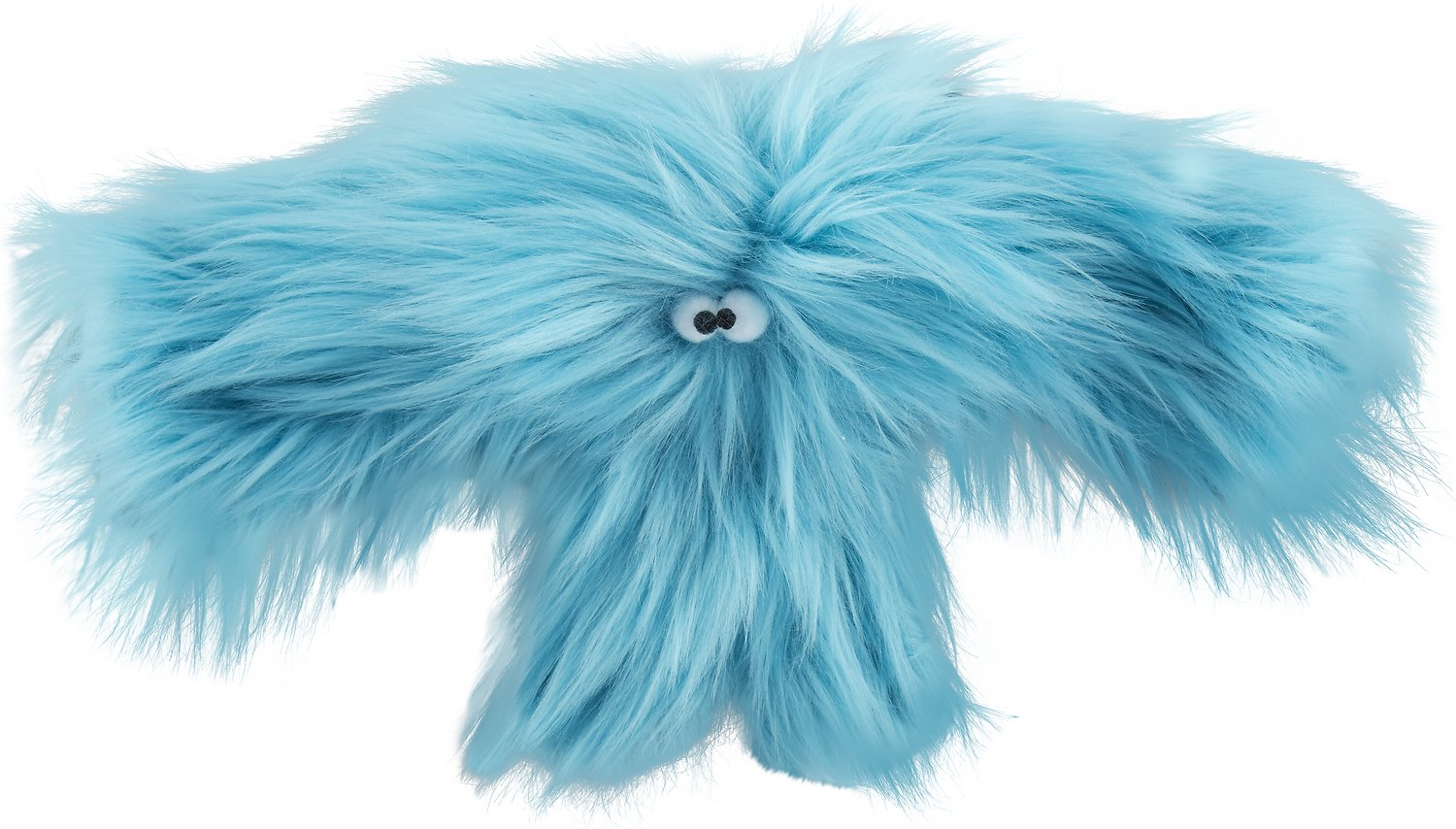 West Paw Salsa Turquoise Dog Toy