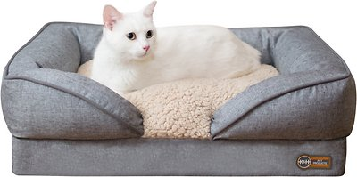 K&H Pet Products Pillow-Top Orthopedic Lounger Dog & Cat Bed