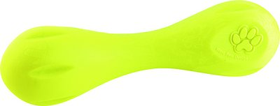West Paw Zogoflex Hurley Dog Toy, Granny Smith, Small