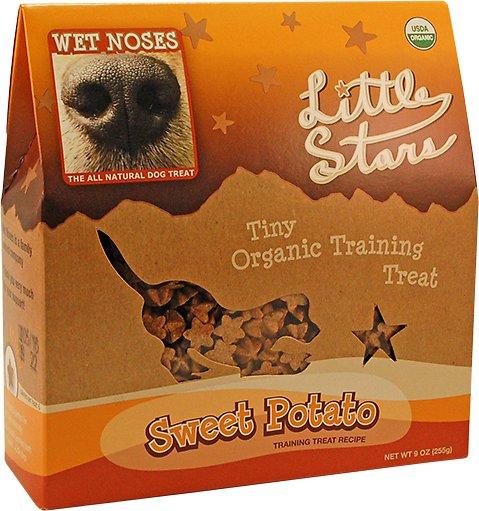 Wet Noses Little Stars Sweet Potato Dog Treats