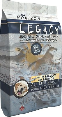 Horizon Legacy with Salmon All Life Stages Grain-Free Dry Dog Food