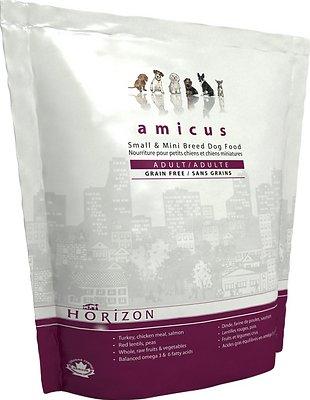 Horizon Amicus Small & Mini Breed Adult Grain-Free Dry Dog Food