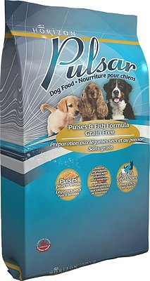 Horizon Pulsar Pulses & Fish Formula Grain-Free Dry Dog Food