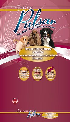 Horizon Pulsar Pulses & Turkey Formula Grain-Free Dry Dog Food
