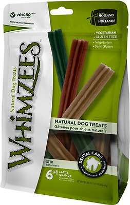 WHIMZEES Stix Dental Dog Treats