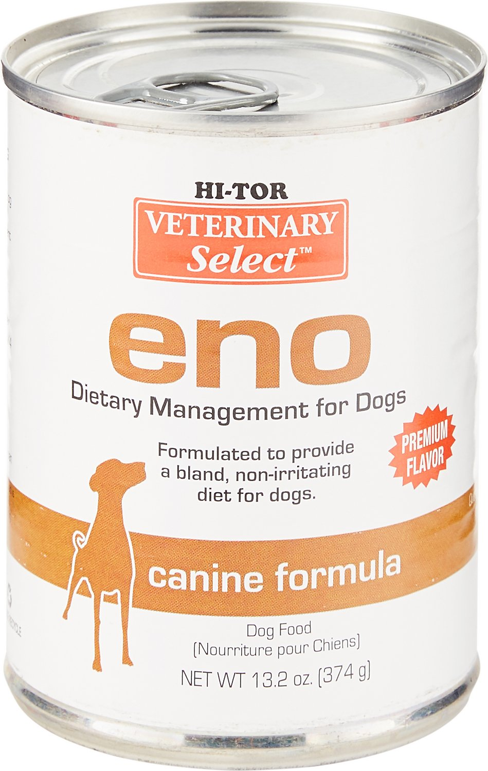 HI-TOR Veterinary Select Eno Diet Canned Dog Food, 13.2-oz
