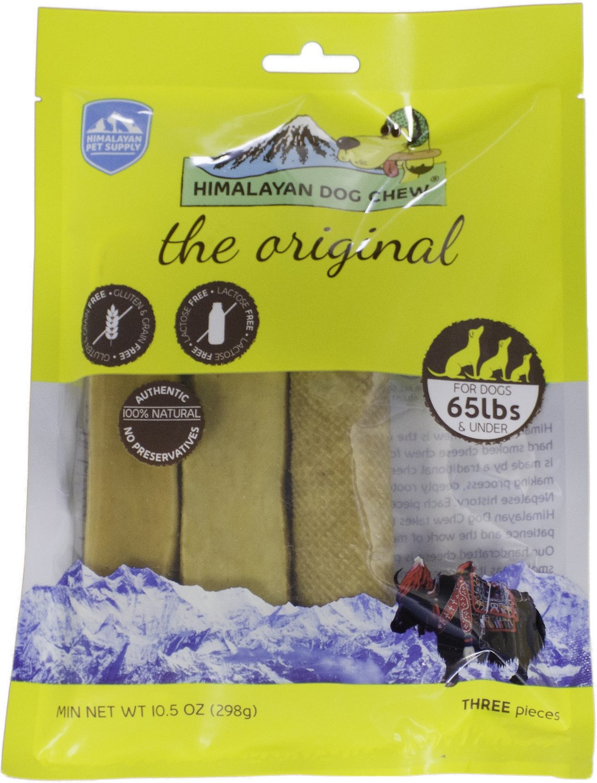 Himalayan Dog Chew Mixed Dog Treats, 3-count
