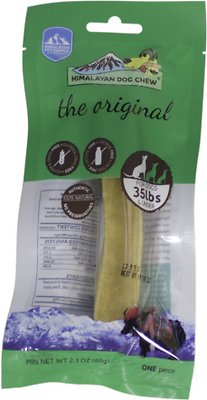 Himalayan Dog Chew Natural Dog Treats Weights: 2.56 ounces, Size: Medium