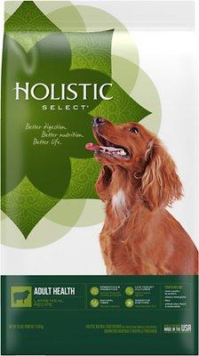 Holistic Select Adult Health Lamb Meal Recipe Dry Dog Food