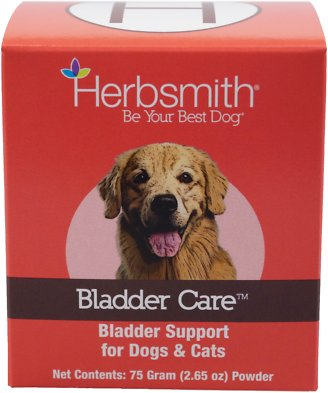 Herbsmith Herbal Blends Bladder Care Powdered Dog & Cat Supplement