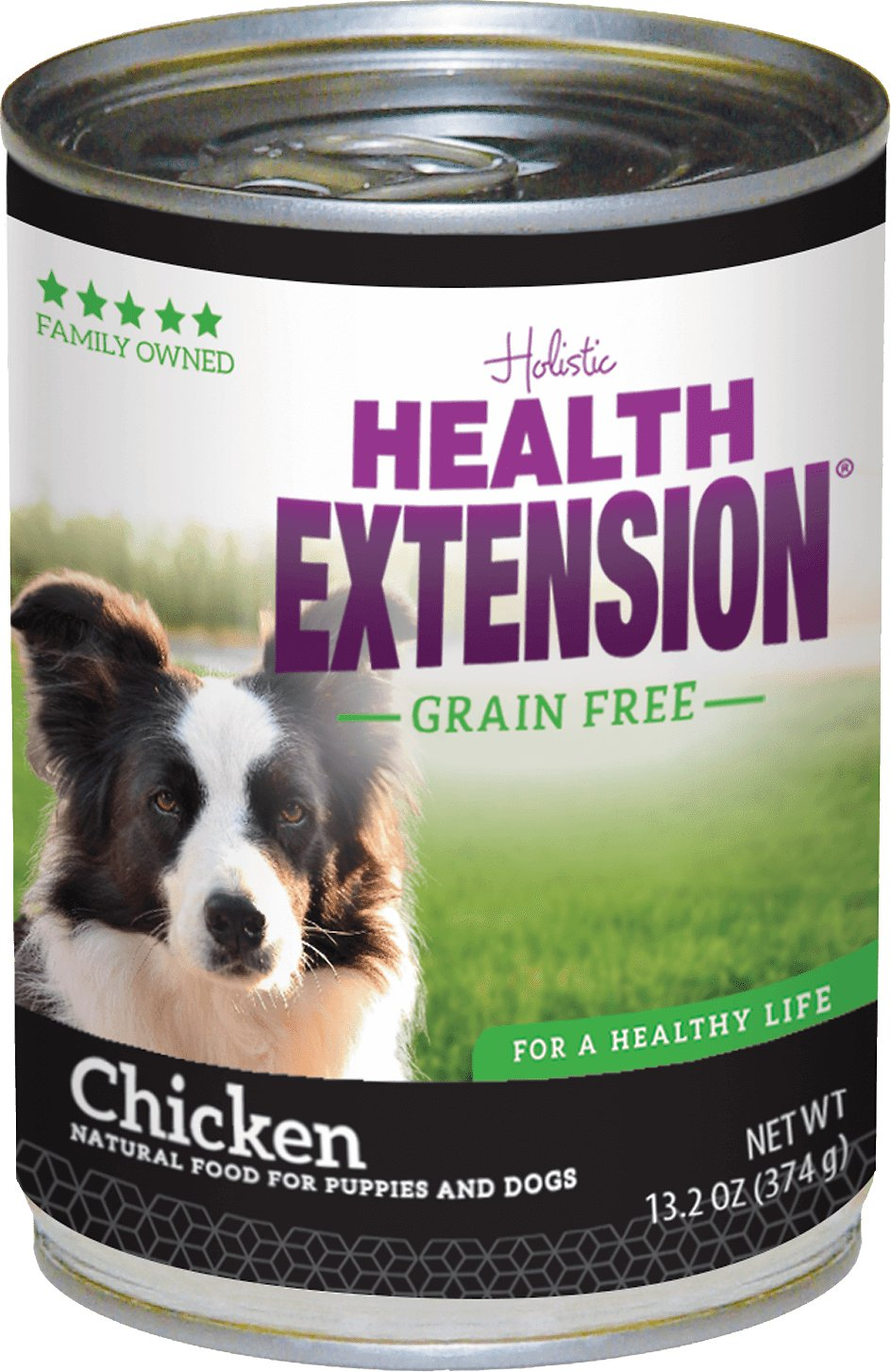 Health Extension Grain-Free Chicken Canned Dog Food