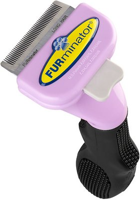 FURminator Long Hair deShedding Edge For Cats
