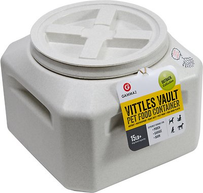 Gamma2 Vittles Vault Plus Pet Food Storage
