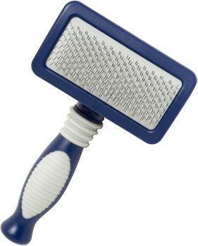 Four Paws Magic Coat Slicker Brush for Dogs, Medium