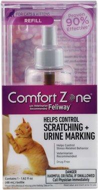 Feliway Cat Diffuser Refill, 48-ml, 1 count