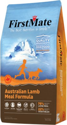 FirstMate Australian Lamb Meal Formula Limited Ingredient Diet Grain-Free Dry Dog Food