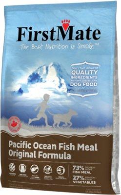 FirstMate Pacific Ocean Fish Meal Original Formula Limited Ingredient Diet Grain-Free Dry Dog Food