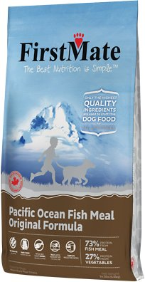 FirstMate Pacific Ocean Fish Meal Original Formula Limited Ingredient Diet Grain-Free Dry Dog Food