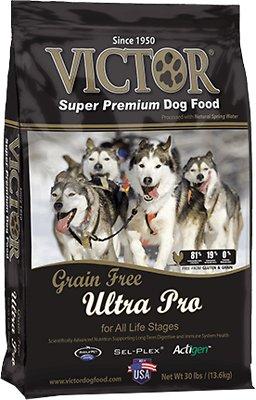 Victor Ultra Pro 42 Grain-Free Dry Dog Food