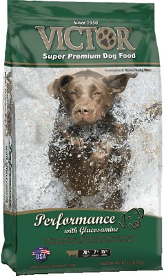 Victor Performance Formula Dry Dog Food, 5-lb bag
