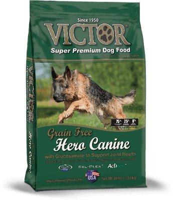 Victor Hero Grain-Free Dry Dog Food, 30-lb bag