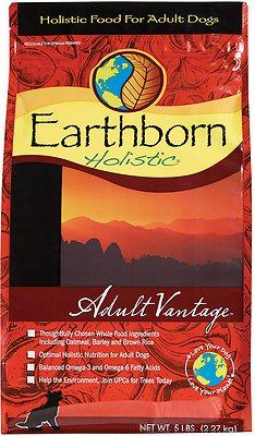 Earthborn Holistic Adult Vantage Natural Dry Dog Food