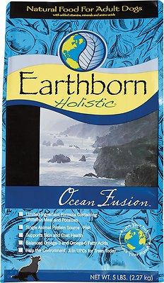 Earthborn Holistic Ocean Fusion Natural Dry Dog Food