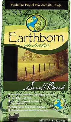 Earthborn Holistic Small Breed Natural Dry Dog Food
