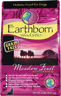 Earthborn Holistic Meadow Feast Grain-Free Natural Dry Dog Food