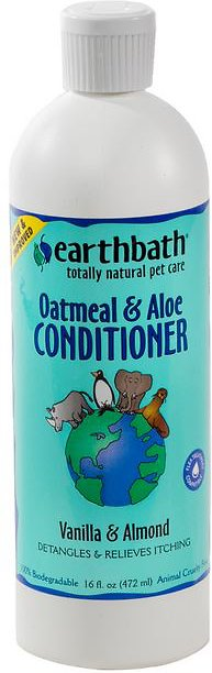 Earthbath Oatmeal & Aloe Dog & Cat Conditioner