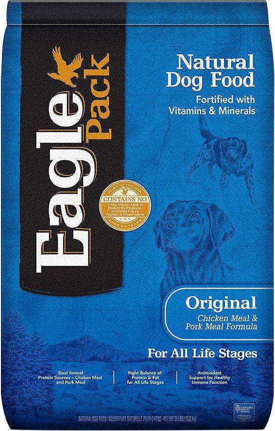 Eagle Pack Original Chicken Meal & Pork Meal Formula Dry Dog Food Image