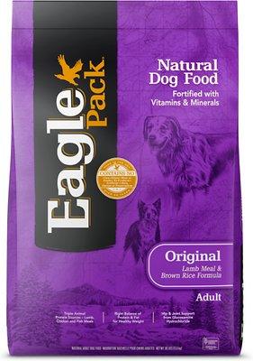 Eagle Pack Original Adult Lamb Meal & Brown Rice Formula Dry Dog Food