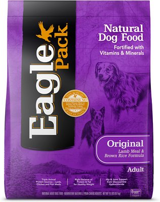 Eagle Pack Original Adult Lamb Meal & Brown Rice Formula Dry Dog Food