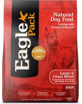 Eagle Pack Large & Giant Breed Adult Dry Dog Food, 15-lb