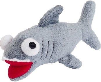 Doggles Sushi Shark Cat Toy
