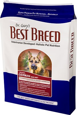 Dr. Gary's Best Breed Holistic German Dry Dog Food
