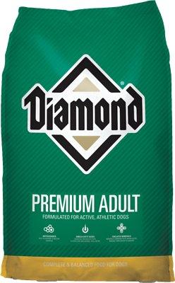 Diamond Premium Adult Formula Dry Dog Food, 20-lb bag
