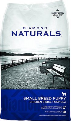 Diamond Naturals Small Breed Puppy Formula Dry Dog Food
