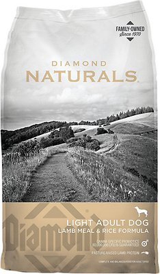 Diamond Naturals Light Formula Dry Dog Food