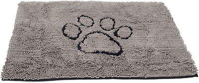Dog Gone Smart Dirty Dog Doormat, Grey
