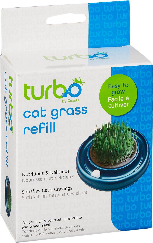 Turbo Scratcher Cat Grass Refill