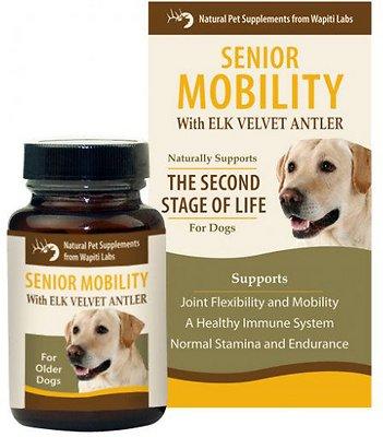 Wapiti Labs Senior Mobility Formula Dog Powder Supplement