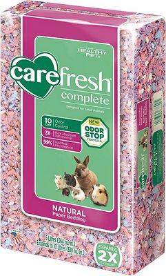 CareFresh Complete Small Animal Paper Bedding, Confetti