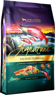 Zignature Salmon Limited Ingredient Formula Grain-Free Dry Dog Food, 13.5-lb bag