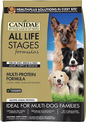 CANIDAE All Life Stages Multi-Protein Formula Dry Dog Food