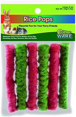 Ware Rice Pops Small Animal Treats