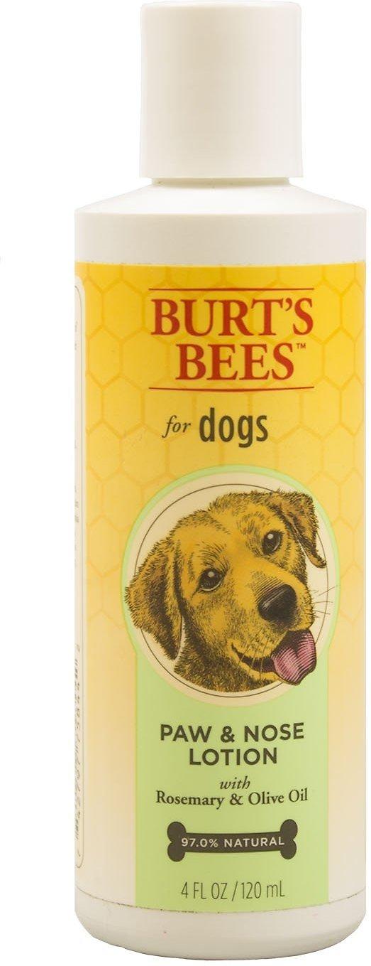 Burt's Bees Dog Paw & Nose Lotion, 4-oz bottle