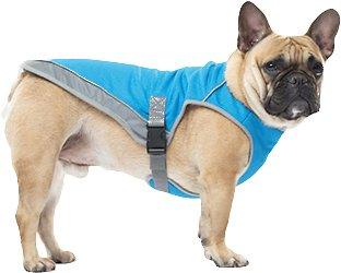 Canada Pooch Dog Cooling Aqua Vest, 12