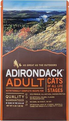 Adirondack Adult Recipe Dry Cat Food