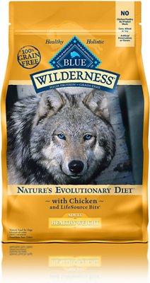 Blue Buffalo Wilderness Healthy Weight Chicken Recipe Grain-Free Dry Dog Food